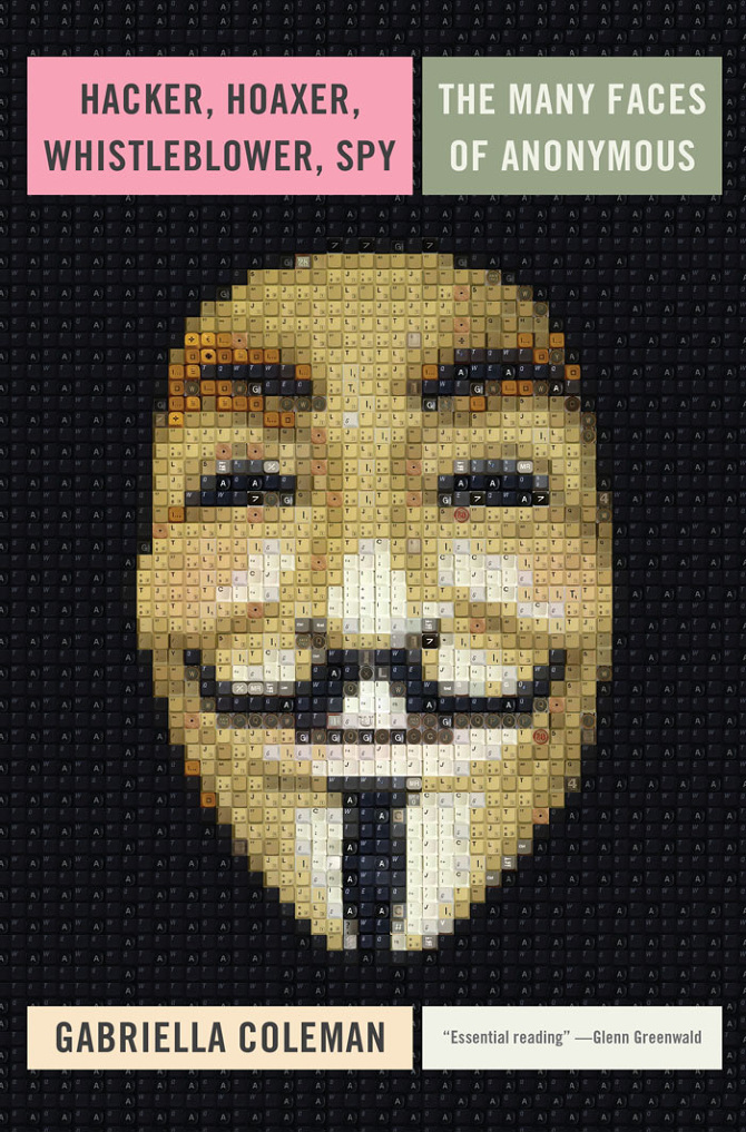 The Many Faces of Anonymous @ Omni Commons | Oakland | California | United States