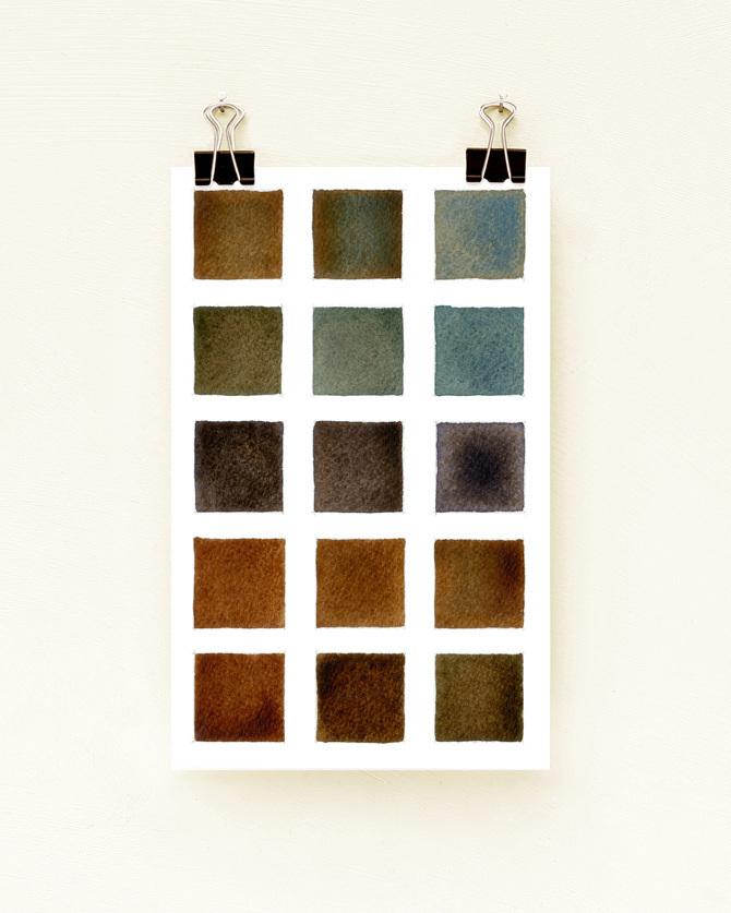 Art Print Spektrum Nr 17 Lisa Bygdn Selected Work