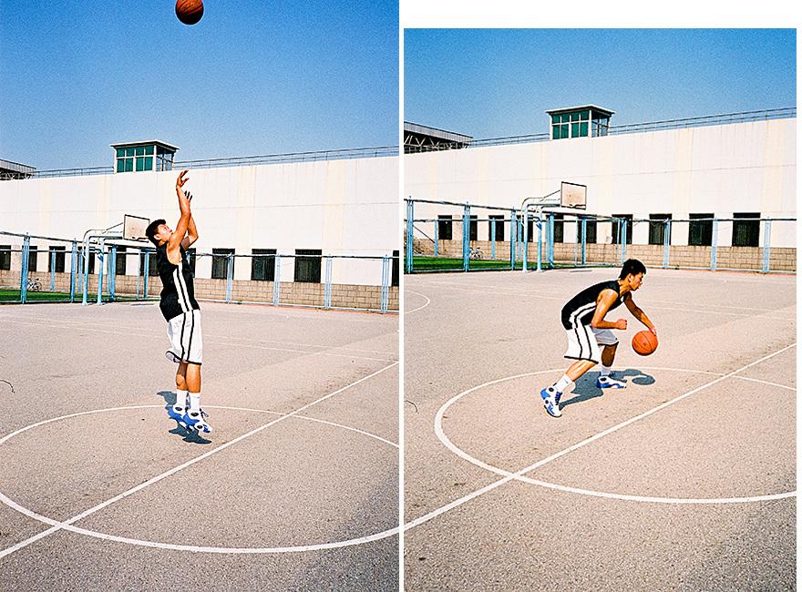 nike kids basketball